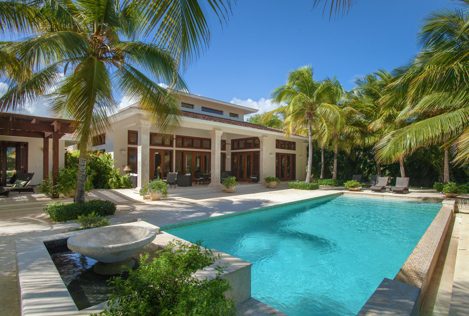 Exotic Luxury Vacations - Villa in Punta Cana