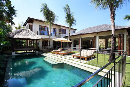 Exotic Luxury Vacations - Bali Vacation Home